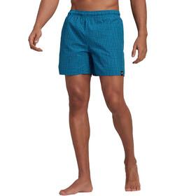 adidas Check CLX Short Length Shorts Men, azul